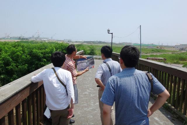 【宮城県・語り部】東日本大震災の被災地を巡るツアー。4~14名様向け・90分コース