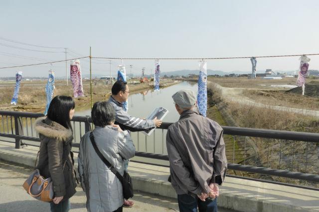 【宮城県・語り部】東日本大震災の被災地を巡るツアー。4~14名様向け・135分コース