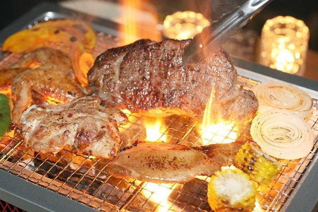 【埼玉・越谷レイクタウン・BBQ】手ぶら利用もOK!話題の都市型BBQ空間