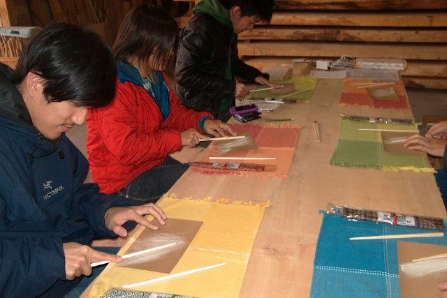 【長崎・箸作り体験】自分だけの箸を作ろう!イチョウの木を使ったお箸作り