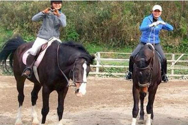 【神戸・乗馬】お得な4回プラン!初心者にぴったりの乗馬体験30分