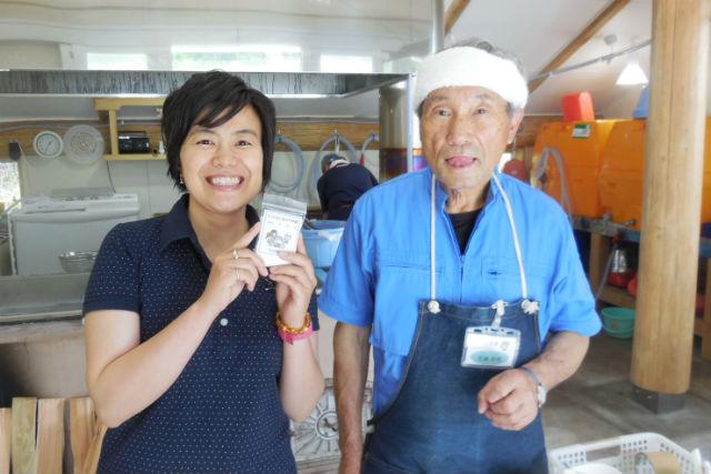 【岩手・塩作り体験】海水運びから始まる!漁師の塩づくり体験 (1時間コース)