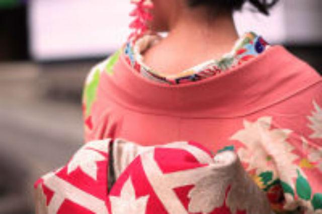 【熊本・山鹿温泉・着物レンタル】成人式や結納におすすめ!アンティーク振袖プラン
