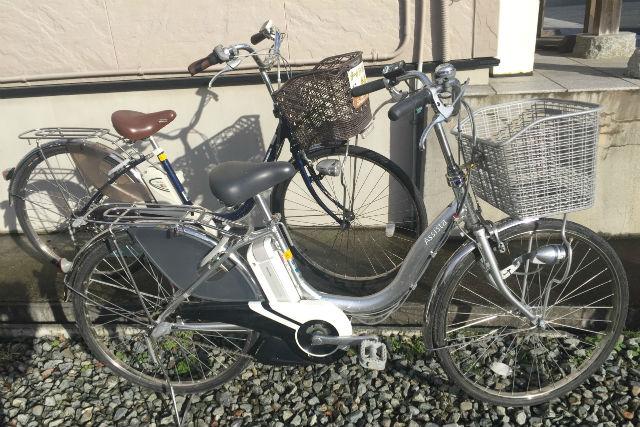 【岩手・平泉・レンタサイクル】坂道も楽々サイクリング!電動自転車3時間プラン