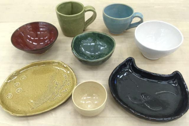 【札幌・陶芸体験・手びねり】通いやすさも魅力!自由に好きな作品をつくる陶芸体験