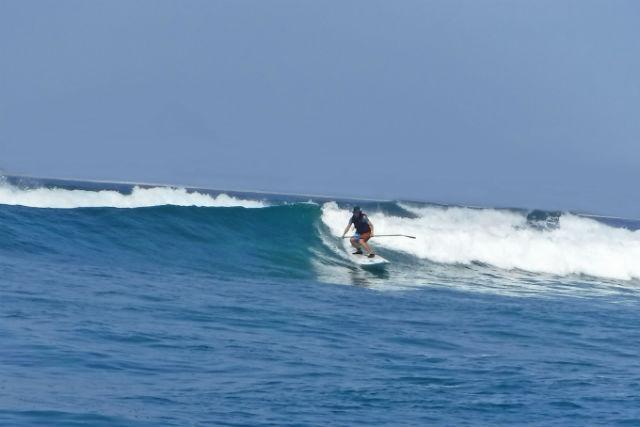 【沖縄・北部・SUP】朝・夕とサーフィンを満喫!SUPサーフィン(2ラウンド)