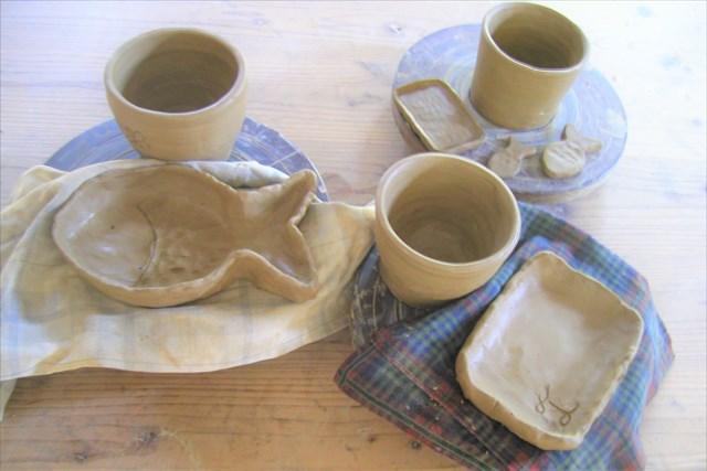 【福岡・糸島・陶芸】豊かな自然に包まれる工房で陶芸体験(茶碗やカップなど2個制作)