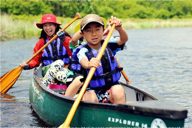 【北海道・千歳・カヌー】湿地林を抜ける美々川カヌツーリング・ハーフコース