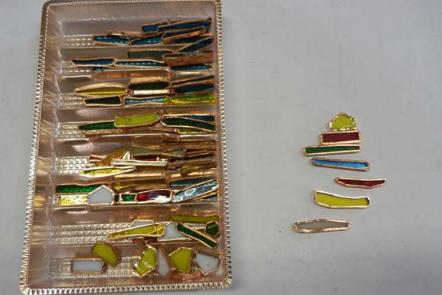 【神奈川・足柄上・ステンドグラス】簡単に手作りできる!ステンドグラスミニライト