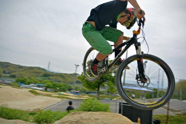【三重・桑名・マウンテンバイク】ワイルドに楽しもう!MTB・BMX2時間レンタルパック