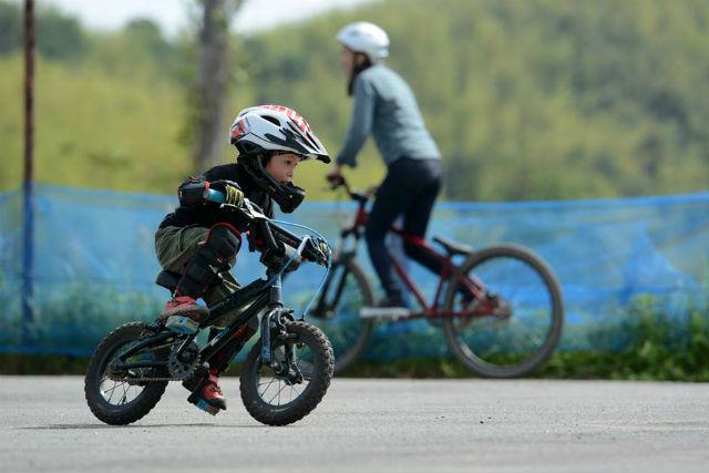 【三重・桑名・BMX】自転車好きのちびっこ集まれ!オフロード・キッズパック