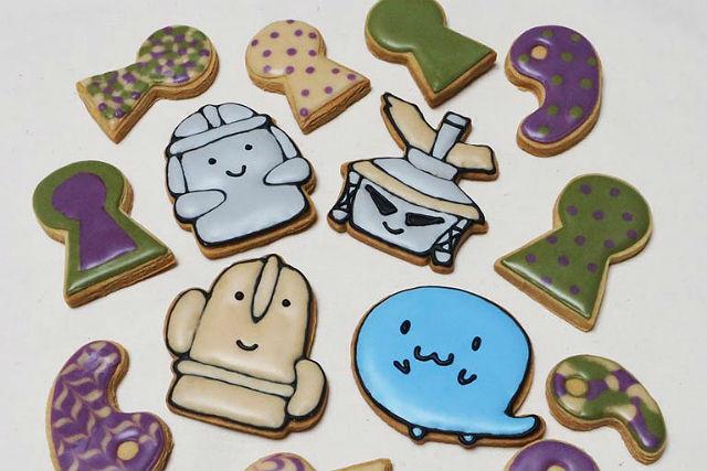 【大阪・八尾市・お菓子作り】古墳学習館で楽しく制作!歴史モチーフのアイシングクッキー作り