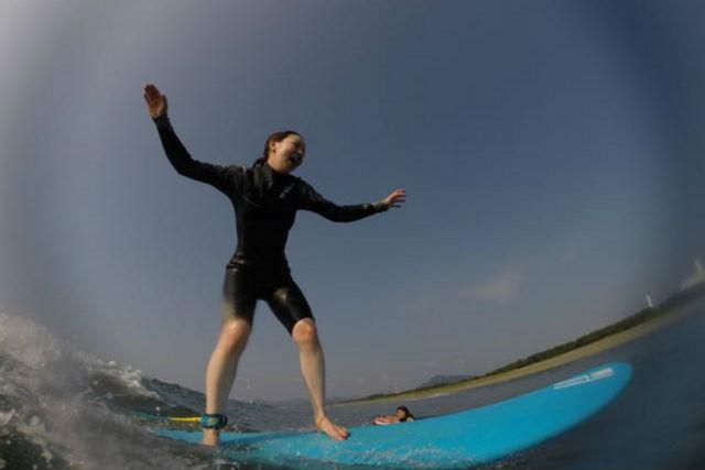 【宮崎・延岡市・サーフィン体験】初めてでも面白い!サーフィンの基本を教えます