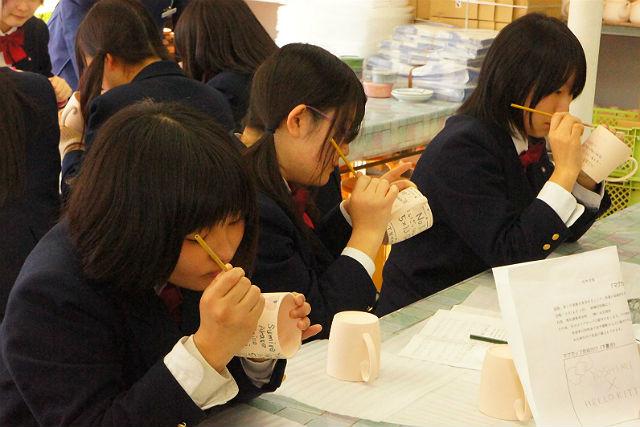 【佐賀県有田・陶芸・絵付け】有田焼のマグカップを、自由に絵付けしよう!