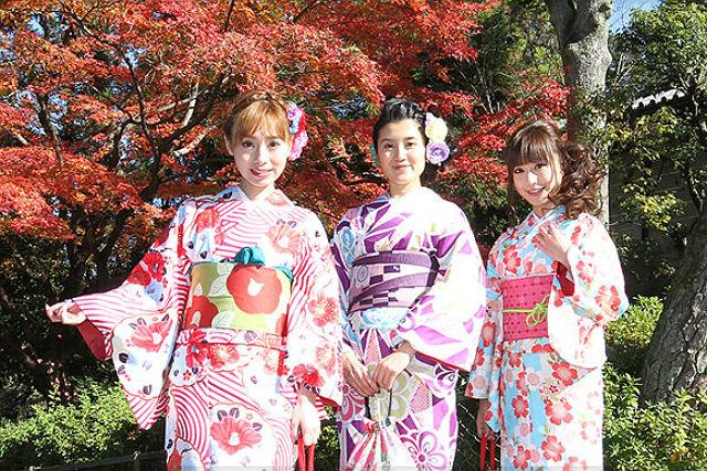 【京都・着物レンタル】高級振袖で、最上級の美しさをお届け。輝コース