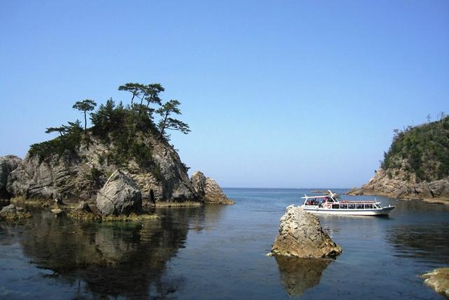 【鳥取・ガイドツアー・Gバス】因幡の人気スポットを巡ろう!地質遺産に触れる・ジオコース