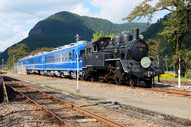 【鳥取・ガイドツアー・Gバス】遊覧列車にも乗れる!のどかな因幡の原風景を巡るコース