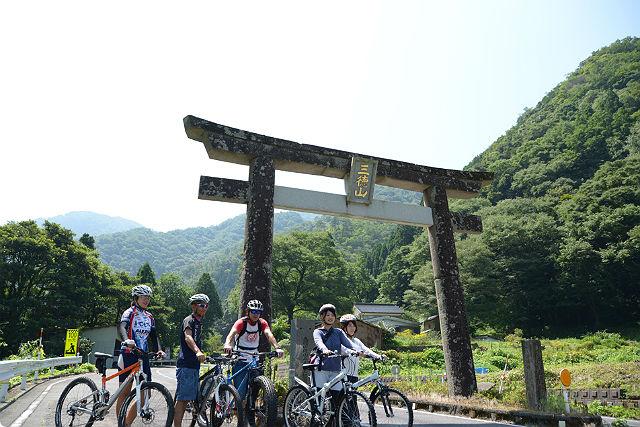 【鳥取・サイクリング】爽快サイクリングツアー! MTBで三徳山~倉吉を回ろう
