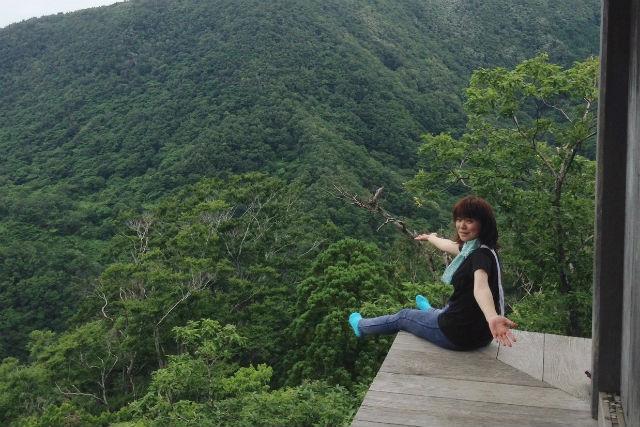 【鳥取・サイクリング】修行への一歩!三徳山登山&倉吉MTBサイクリングツアー