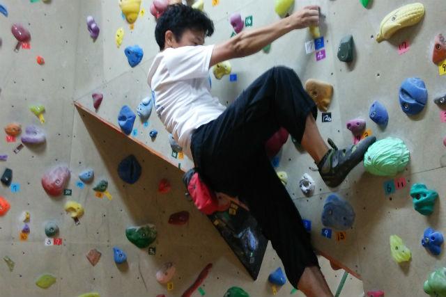 【京都・宇治市・ボルダリング】6歳のお子さまから参加OK!気軽に楽しめるボルダリング!