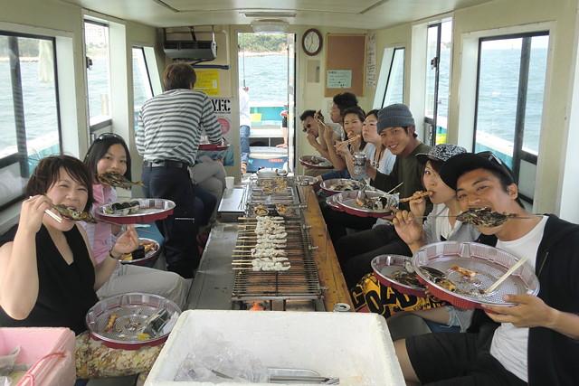【愛知・南知多町・船釣り】魚の宝庫で船釣りを体験!体験後は船上でBBQ!