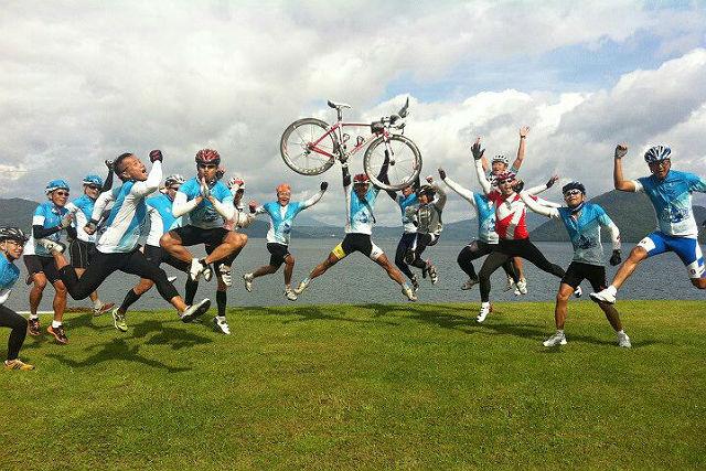 【新千歳近郊・サイクリング・半日】完全貸切で初心者安心!本格ロードバイクで行く北海道半日ツアー