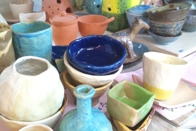 【北海道・函館・陶芸体験】和気あいあいと作陶!器やオブジェ、好きなものをつくろう