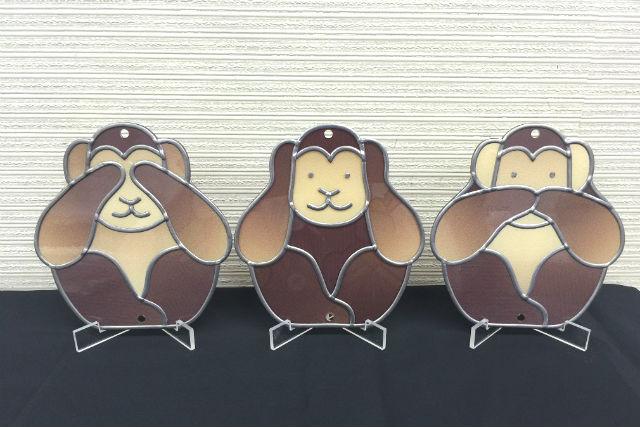 【京都・ガラス細工】干支のオーナメントを作ろう!本願寺近くのサロンでグラスアート体験