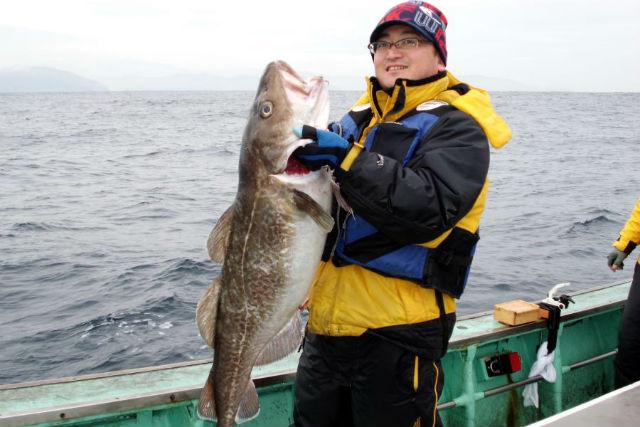 【岩手・大船渡・漁船】初心者にオススメ!漁船で行く浅場釣りツアー
