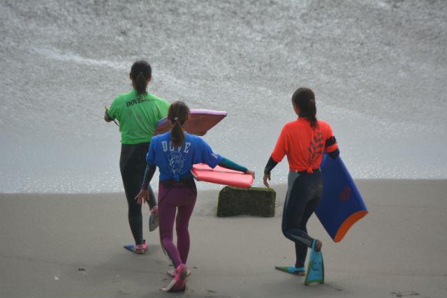 【宮城・仙台市・ボディボード】全身で波を感じる喜び!ボディボード体験