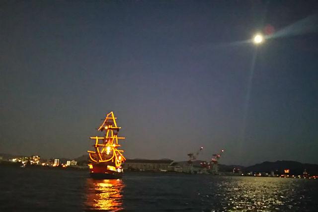 【広島・クルージング】輝くネオンに酔っちゃいそう!最高に美しい広島を堪能できる極上クルージング体験!