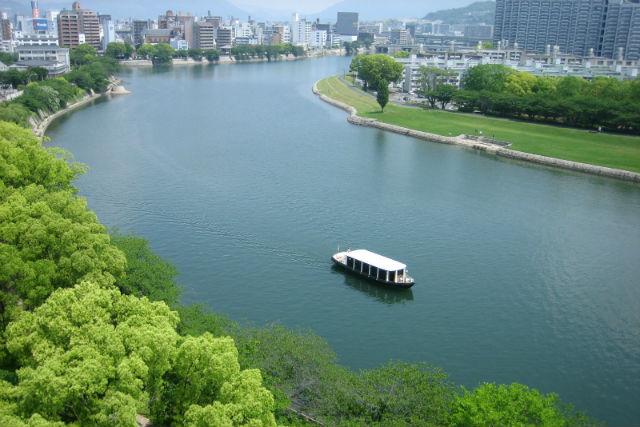【広島・クルージング】ファミリー・団体旅行に!みんなで楽しむリバークルーズ25分
