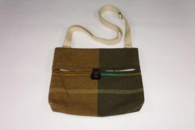【山梨・大月市・織物体験】織物市・大月で、オリジナルのショルダーバックをつくろう!