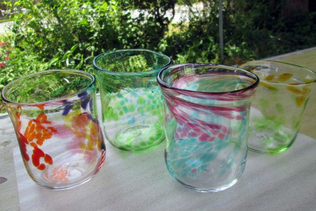 【山梨・大月市・織物体験】ものづくりを楽しむ観光を!織物&吹きガラス体験