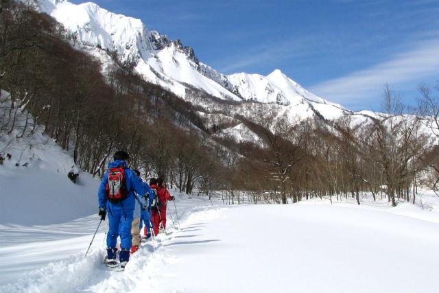 【群馬・みなかみ・スノーシュー】手軽に楽しめる雪道さんぽ!ぷらっと半日コース