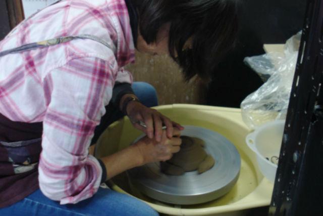 【山口・陶芸・電動ろくろ】温かみのある陶器が人気です!電動ろくろで信楽焼を作ろう