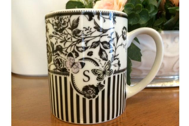 【大阪・堺市・ポーセラーツ】一点物のカップを簡単に作れます!マグカップ