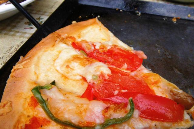 【福島・手作りピザ】石窯でピザを焼こう!油ひかえめ&有機野菜を使ったヘルシーピザです
