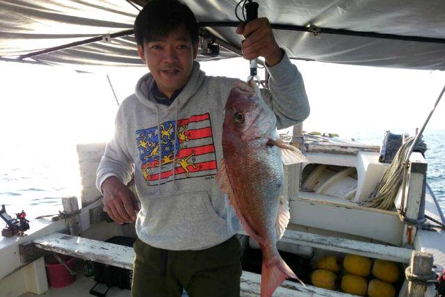 【熊本県・天草・釣り船】天草でタイやガラカブを釣ろう!釣り船プラン