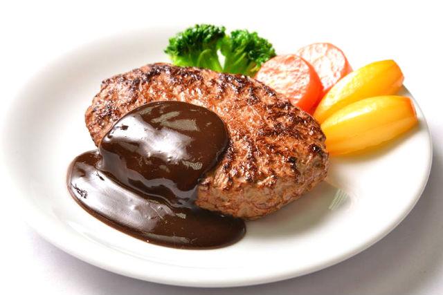 【岐阜・食品サンプル体験】大好評!びっくり笑顔のハンバーグorハンバーグセット