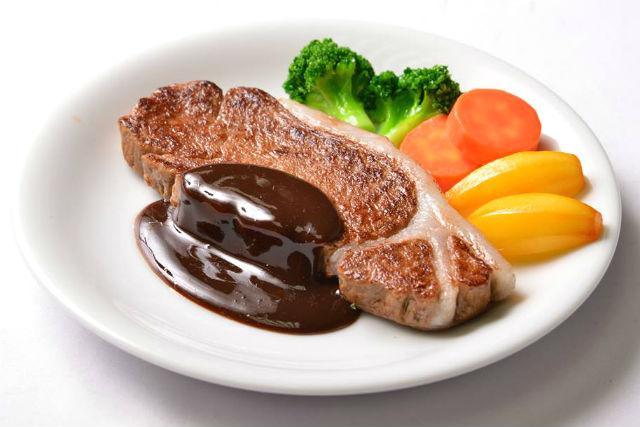 【岐阜・食品サンプル体験】本物より美味しそう!ステーキorステーキセットプラン
