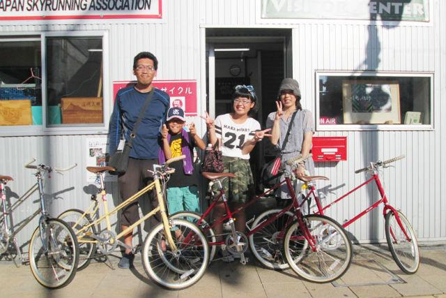 【長野・上田市・レンタサイクル】フットワーク抜群!スポーツ自転車で遊びに行こう