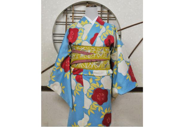 【京都・嵐山・着物レンタル】50着から選べる!1番人気の一式レンタル・着付けプラン