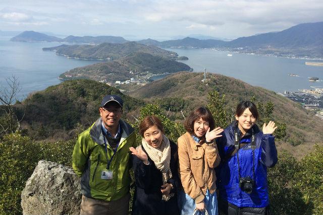 【香川・小豆島・ハイキング】小豆島の魅力を体感、半日観光ツアー