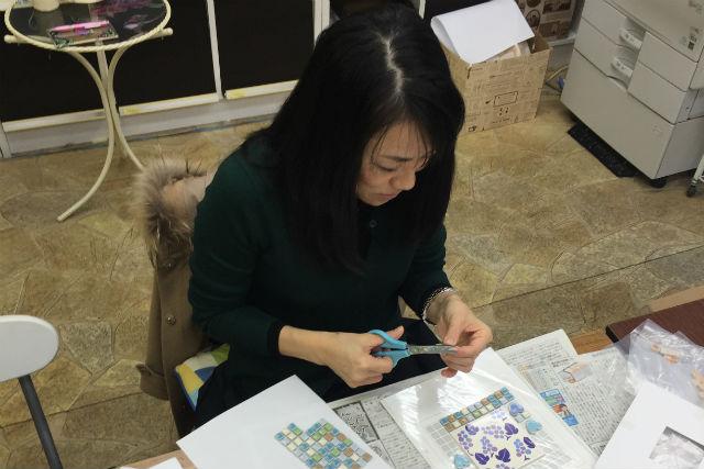 【愛知・タイルアート】毎日を楽しく!タイルクラフトで作るオリジナルなべ敷き