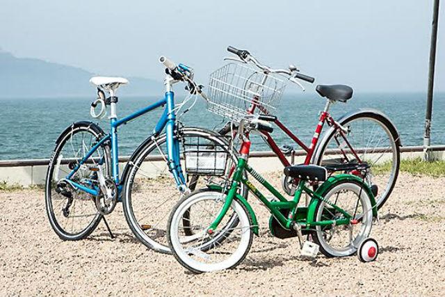 【福岡・糸島・サイクリング・3時間】四季を感じる自転車の旅。糸島エリア周遊サイクリング
