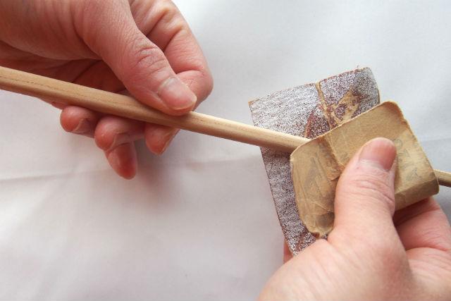 【山梨・木工体験】木工体験!果物の木を利用した体験です!