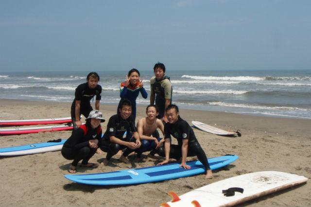 【千葉・九十九里浜・サーフィン】指導実績は2万人以上!初心者向けサーフィン体験