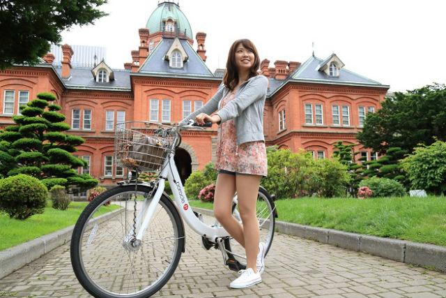 【北海道・札幌・レンタサイクル】「ポロクル」で観光ラクラク!1日パスを活用しよう