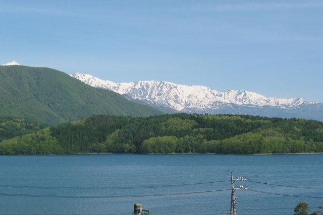 【長野県・大町市・釣り体験】青木湖、中綱湖でボート釣り!ワカサギをゲットしよう!
